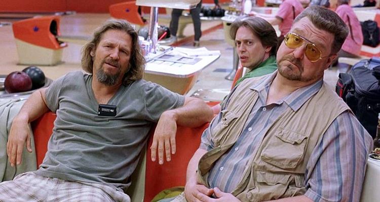 El gran Lebowski John Goodman Steve Buscemi Jeff Bridges