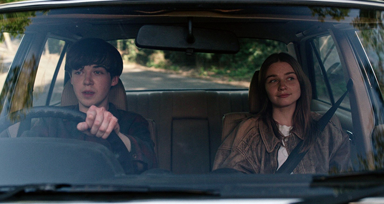 The end of the f*** world Netflix