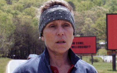 Tres anuncios en las afueras Frances McDormand