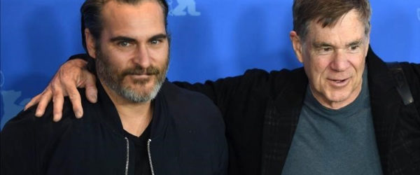 Gus Van Sant Joaquin Phoenix Berlinale
