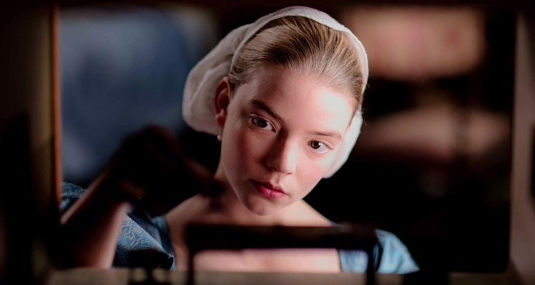 The miniaturist Anya Taylor Joy