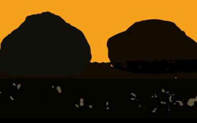 3 piedras hacen una pared