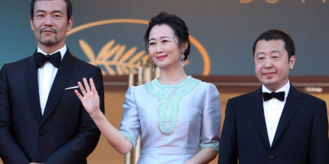 Jia Zhang-ke Cannes