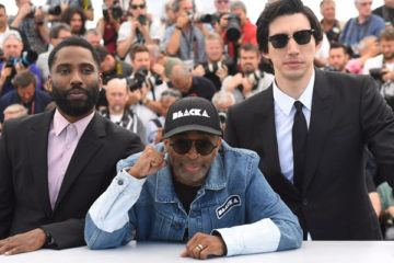 BlacK Klansman Cannes