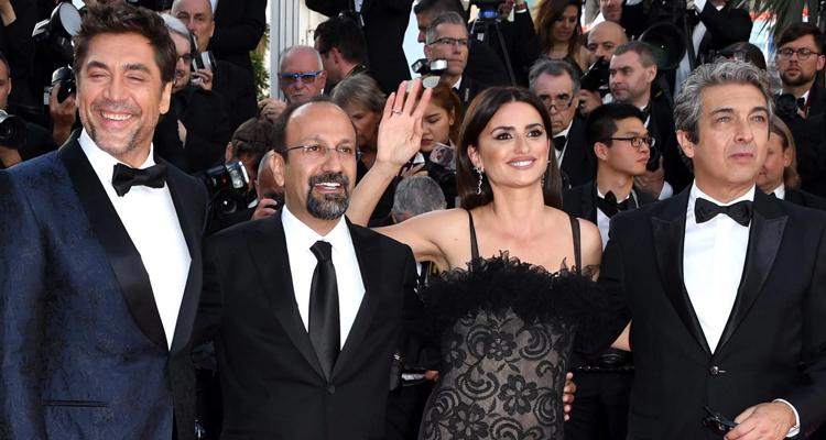 Todos lo saben, Festival Cannes