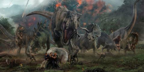 Jurassic World El Reino Caído