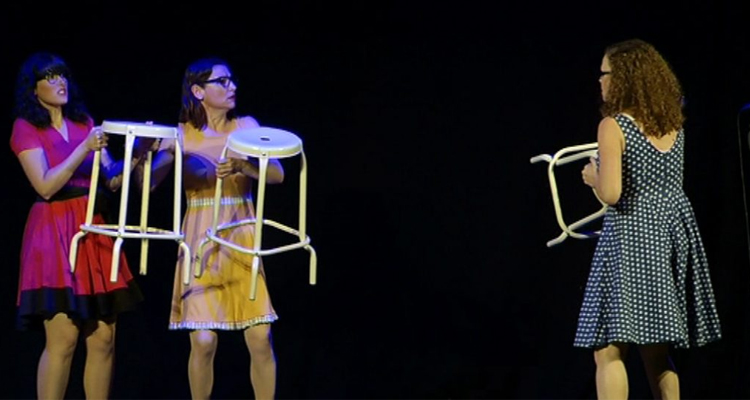 Assassines Teatre del Raval