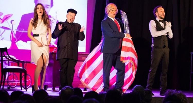The Trumps Teatre Aquitània