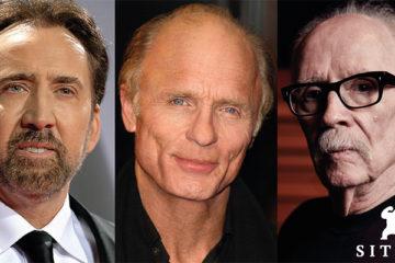 Nicolas Cage, Ed Harris i John Carpenter Sitges 2018