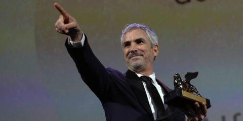 Alfonso Cuarón Venecia