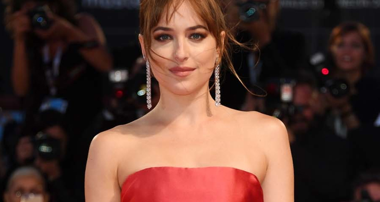 Suspiria Dakota Johnson Venecia