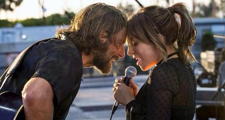 Ha nacido una estrella Lady Gaga Bradley Cooper