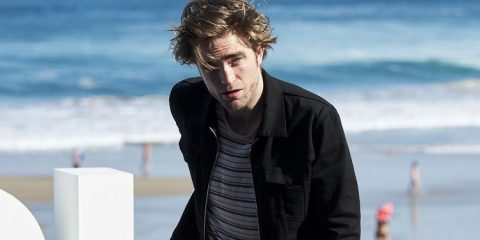 Robert Pattinson San Sebastián