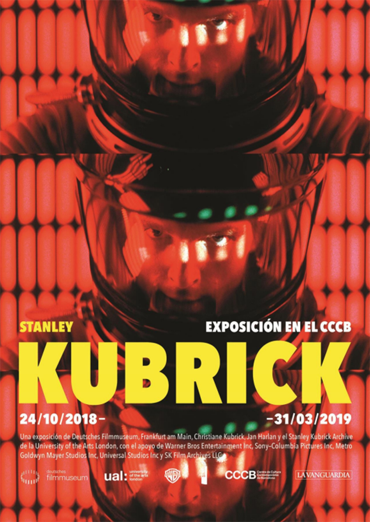 Stanley Kubrick CCCB