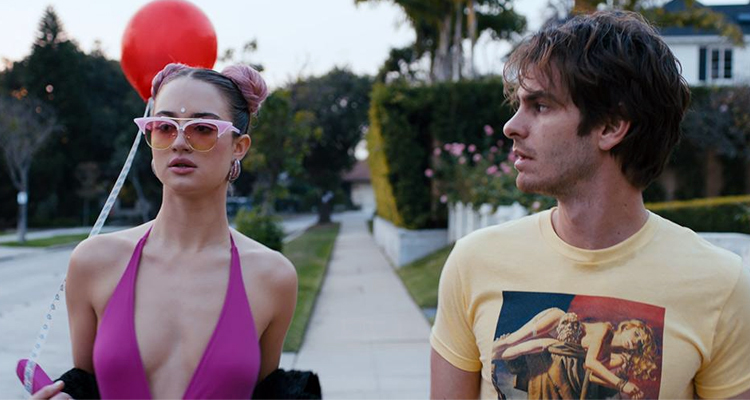 Under the Silver Lake Andrew Garfield
