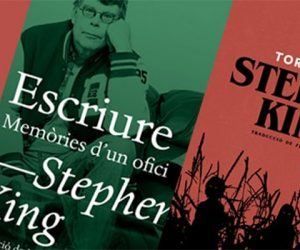 """""""Escriure"""" i """"Torn de nit"""" Stephen King"""