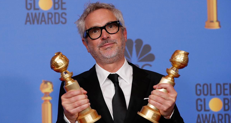 Globus d'Or Alfonso Cuarón