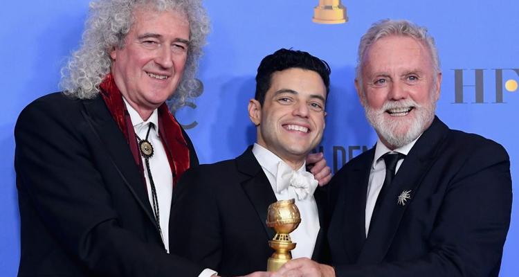Globus d'Or Bohemian Rhapsody