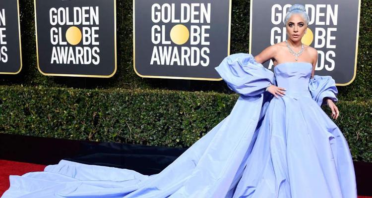 Globus d'Or Lady Gaga