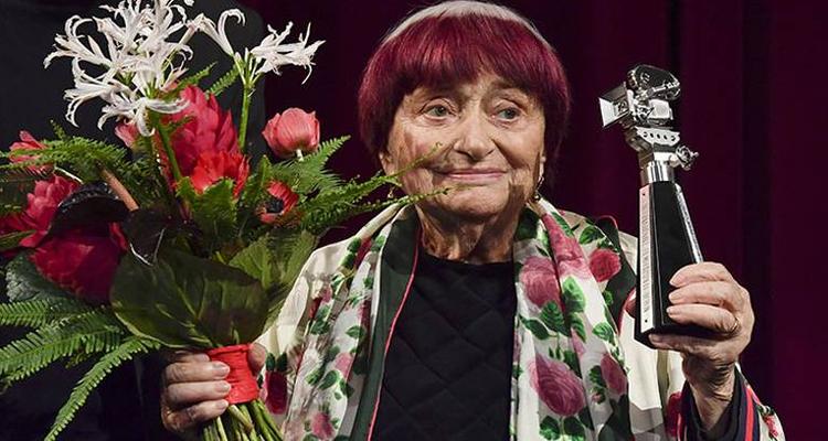 Agnès Varda. FOTO: AFP