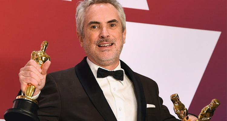 Alfonso Cuarón Oscars 2019