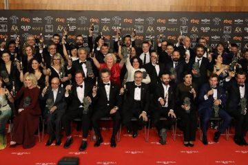 Premiats Goya. Foto: María José López/EP