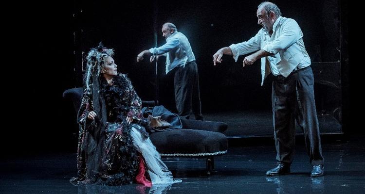 L'últim acte Francesc Orella Nina