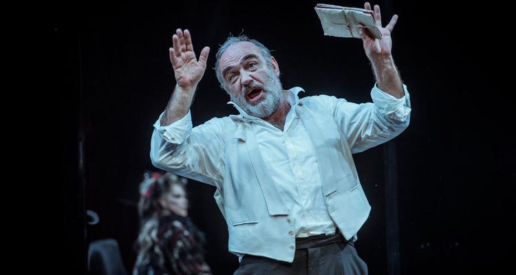 Francesc Orella L'últim acte