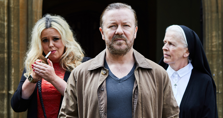 After Life. Netflix. Ricky Gervais