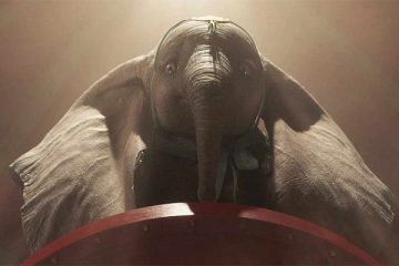 Dumbo Tim Burton