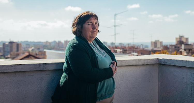 Mujer sin hijo. Eva Saiz
