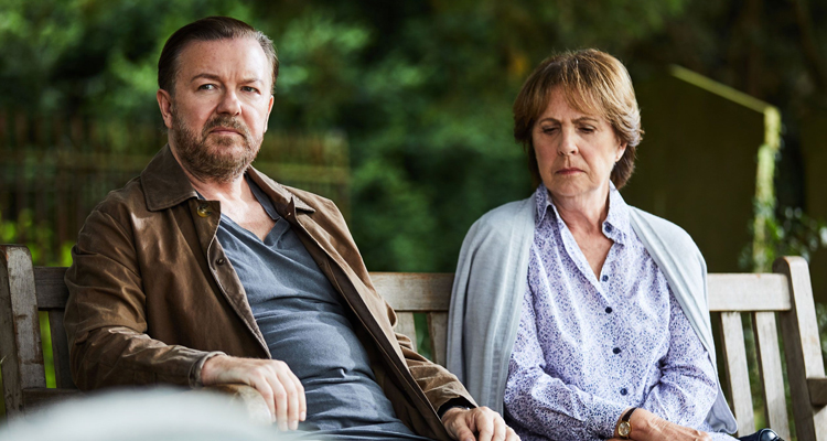 After Life. Netflix, Ricky Gervais