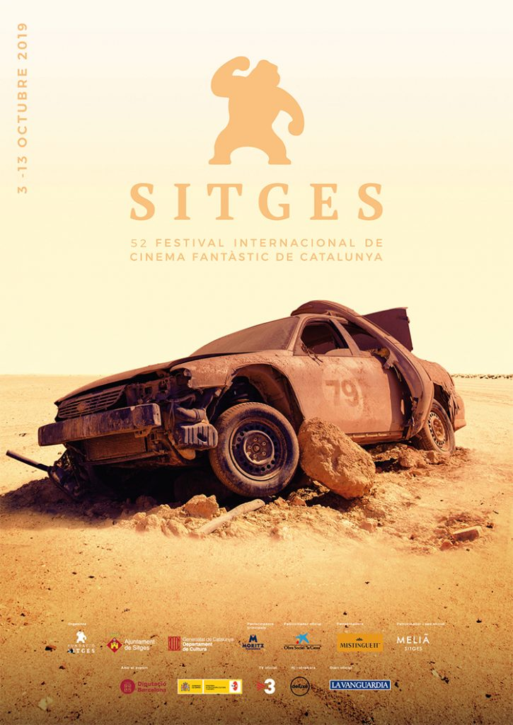 Cartell Sitges 2019