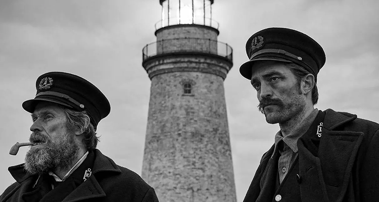 The lighthouse Robert Eggers