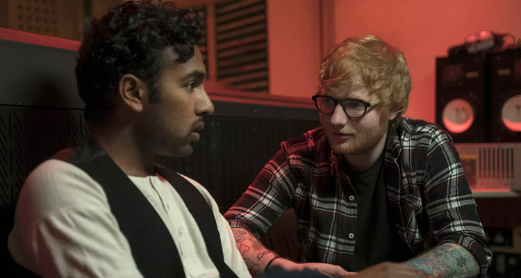 Yesterday Himesh Patel Ed Sheeran