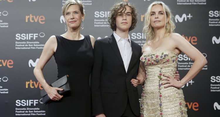 The Audition Nina Hoss Ina Weisse. Foto: Alex Abril
