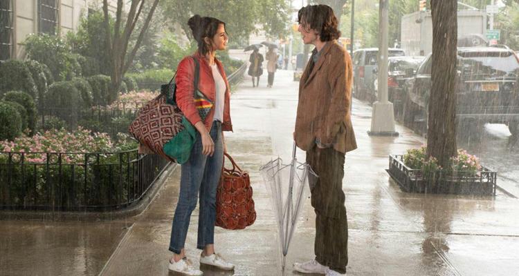 Día de lluvia en Nueva York Woody Allen