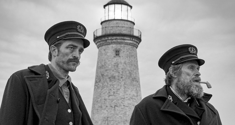 El Faro Robert Eggers Robert Pattinson willem Dafoe