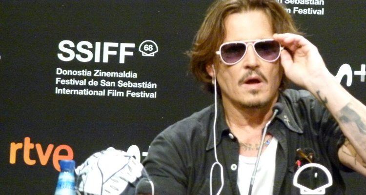 Johnny Depp Festival San Sebastian
