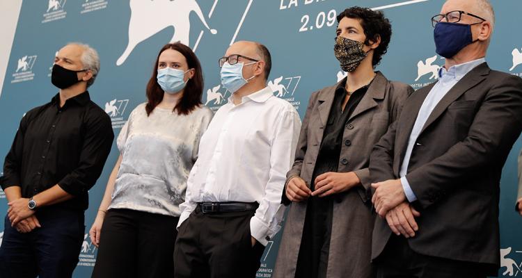 Directors Festivals de Cine a Venecia 2020
