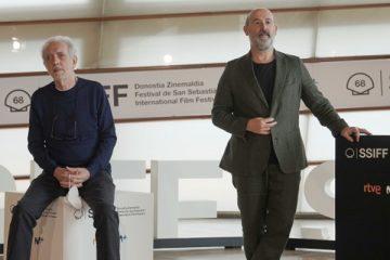 El olvido que seremos Fernando Trueba Javier Cámara