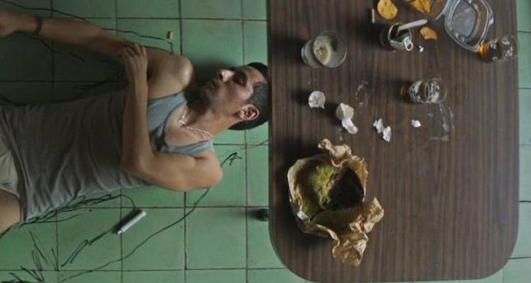 Una película de policías Alonso Ruizpalacios