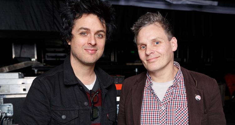 Ian Winwood Green Day