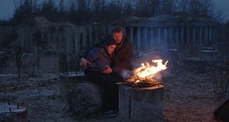Reflection Valentyn Vasyanovych
